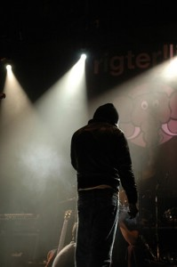 Live fotografie, Stage photography